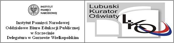 """Logo - Konkurs historyczny """"Jedno jedyne zdjęcie…"""""""