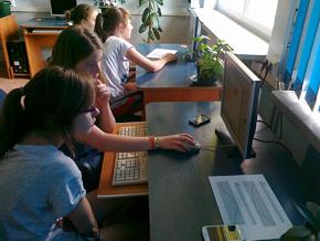 Szkolny konkurs matematyczno-informatyczny klas szóstych