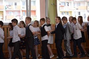 Zakończenie klas trzecich 2014