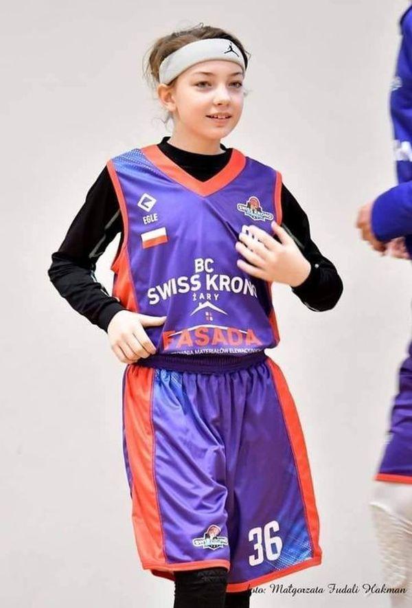 Milena - koszykówka
