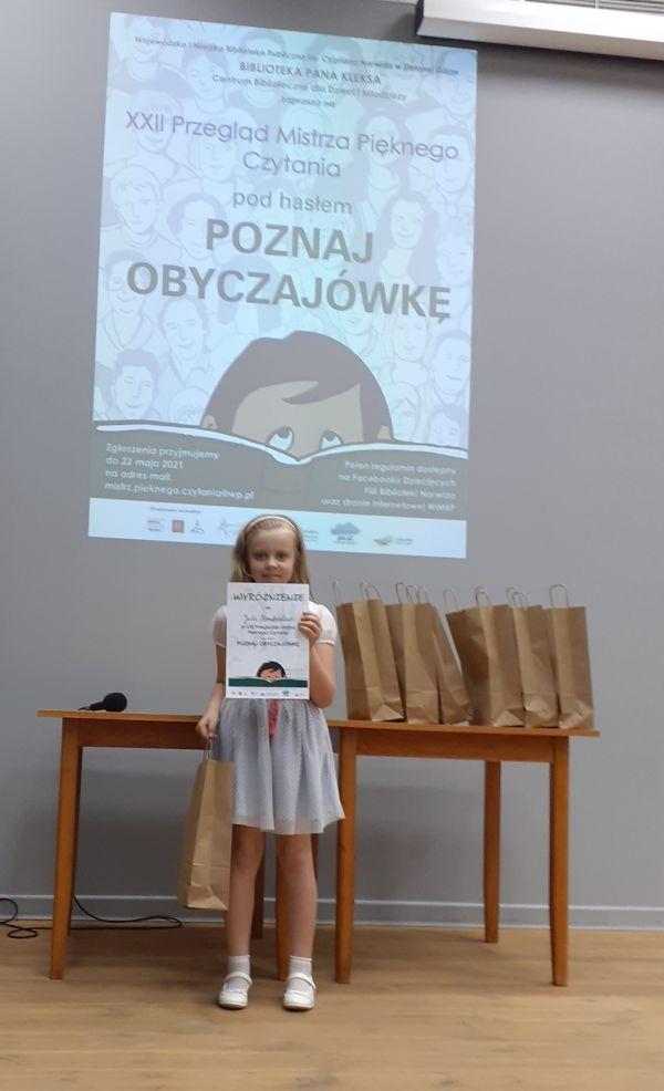 Konkurs czytania