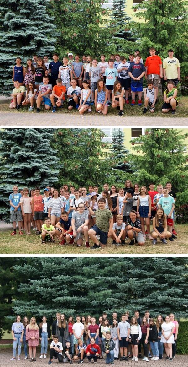 Uczniowie wzorowi 4-8