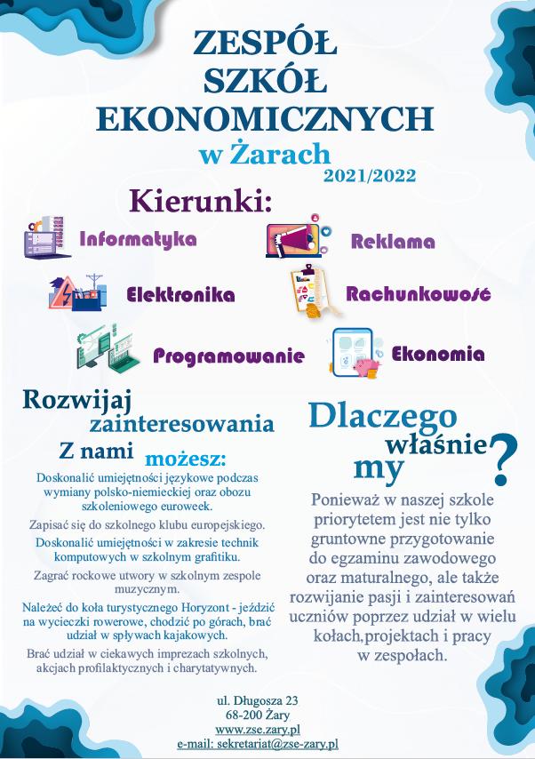 Ekonomik - oferta edukacyjna
