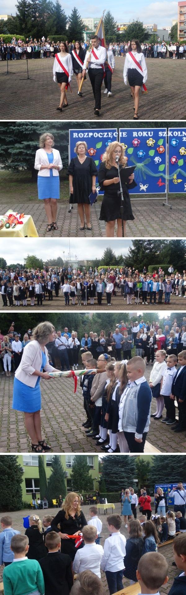 Inauguracja roku szkolnego 2021 - 2022
